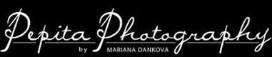 PepitaPhotography.com logo